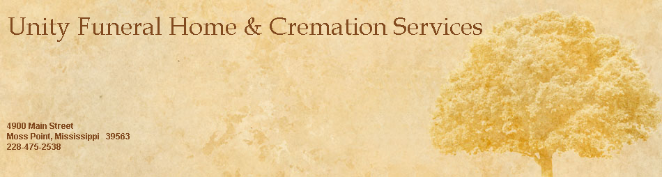 Unity Funeral Home & Cremation Services